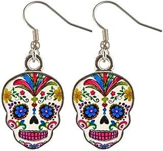 Best day of the dead earrings Reviews