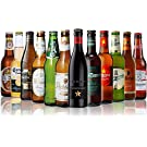 世界のビール12本飲み比べギフトセット スペイン産高級ビール入!スペイン ドイツ ベルギーなどビール本場より大集結!全種類の商品詳細がわかるビールリスト付 (12弾)