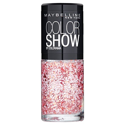 Maybelline Color Show Rebel Bouquet Nail Polish Number 430, Top Coat
