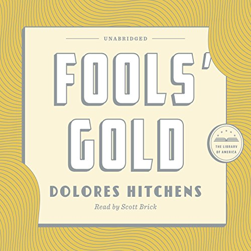 Fools' Gold audiobook cover art