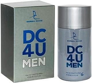 Dorall Collection Dc 4U Eau de Cologne for Men 100ml