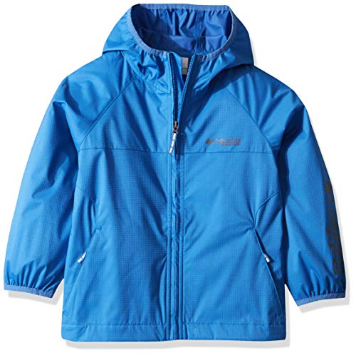 Columbia Unisex Tamiami Hurricane Jacket, Vivid Blue, X-Large