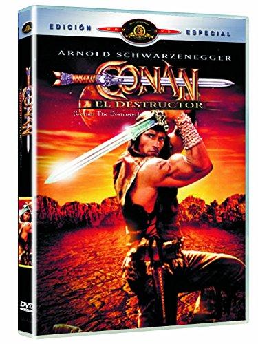 Conan El Destructor -Edicicion Especial [DVD]