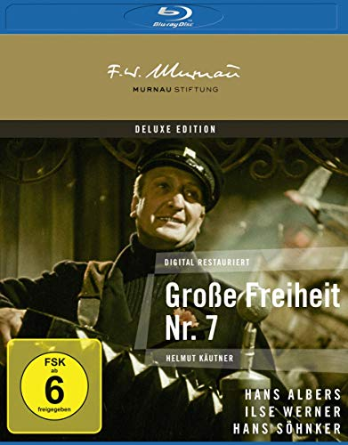 Große Freiheit Nr. 7 - Deluxe Edition [Blu-ray]