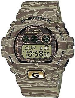 Casio G-Shock For Men Digital Dial Resin Band Watch - GD-X6900TC-5