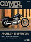 Harley-Davidson Sportster Motorcycle (1986-2003) Service Repair Manual
