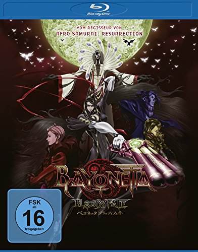 Bayonetta: Bloody Fate BD [Blu-Ray] [Import]