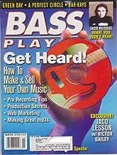 Bass Player Magazine (November 2000) (Get Heard! Jaco Reissue - Jaco Lesson w/ Victor Bailey)