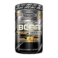 Platinum BCAA 200caplets[海外直送品]