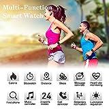 Zoom IMG-1 lychl smartwatch orologio fitness tracker