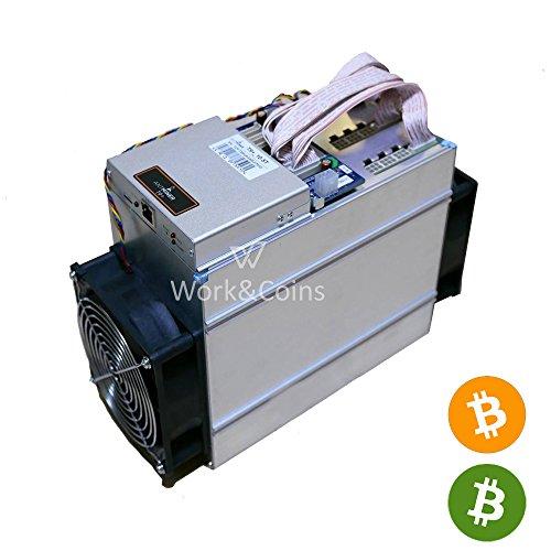 Bitmain Antminer T9+ ASIC-Bitcoin-Miner, Protokoll SHA-256, Hash-Rate 10,5TH/s