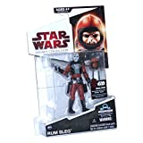 Star Wars 2009 Legacy Collection BuildADroid Action Figure BD No. 09 Rum Sleg