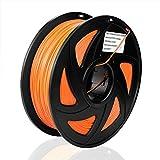 S SIENOC 1 paquete de filamento impresora 3D HIPS 1.75mm Impresora - Con 1 kg de carrete (HIPS...