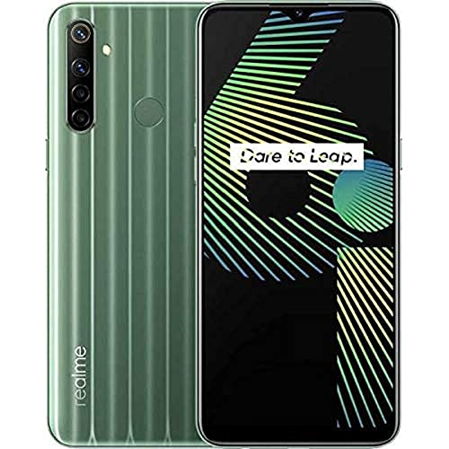 Realme 6i 4G 4GB/128GB Dual-SIM Green Tea EU
