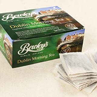 Dublin Morning Tea by Bewley's - 80 Bags (8.8 ounce)