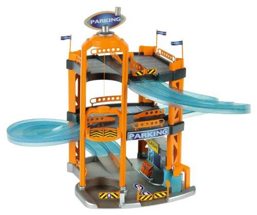 Theo Klein 2838 - Parkhaus, 3 Ebenen, Spielzeug