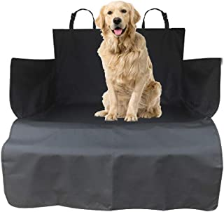 WeFine Car Boot Liner for Dogs Universal Waterproof Car Boot