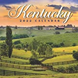 Kentucky 2022 Calendar: Gifts for Friends and Family with 12-month Monthly Calendar in 8.5x8.5 inch