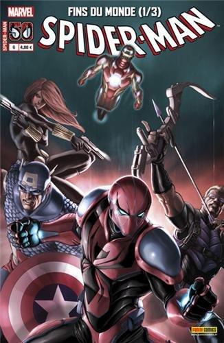 Spider-Man, Tome 6 : Fin du monde 1/3