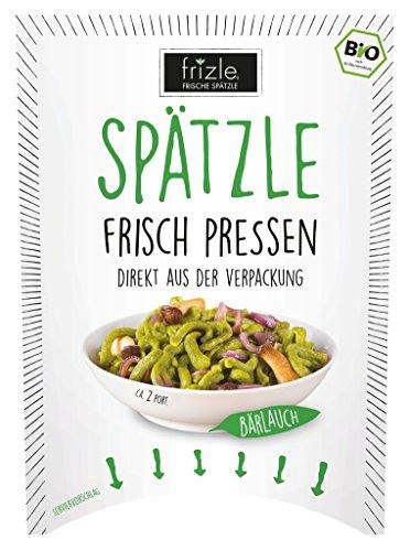 Frizle-Spätzle – Bärlauch (Dreierpackung)