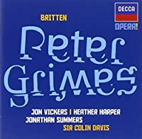 Britten: Peter Grimes by Heather Harper (2011-07-12)