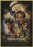 Leinwandbilder Ghostbusters Classic Movie Poster Bar