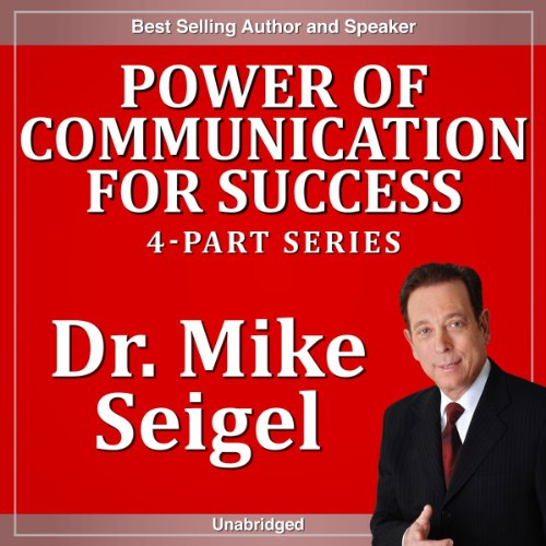 Power of Communication for Success audiobook cover art
