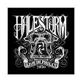 Halestorm Album Cover - Live in Philly 2010 Canvas Poster Wall Art Decor Print Picture Paintings for Living Room Bedroom Decoration 12×12inch(30×30cm) Unframe-style1