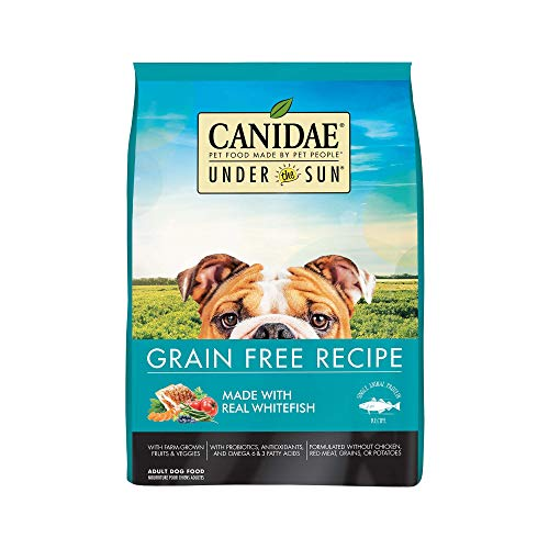 CANIDAEUnder The SunGrain Free Adult Dog Food With Whitefish 4lbs