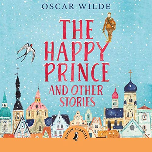 『The Happy Prince and Other Stories』のカバーアート