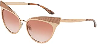 08491ae6e406 Dolce & Gabbana DG2178 Sunglasses Pink w/Pink Gradient Lens 57mm 129813 DG  2178