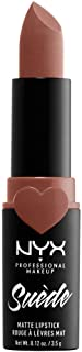 NYX Professional Makeup Suede Matte Lipsticks - Rose The Day, 21 g