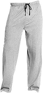 Men's Solid Knit Sleep Pant