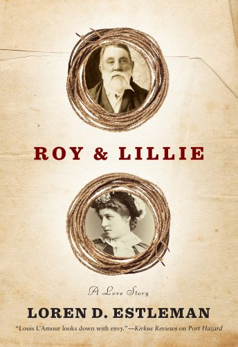 Image of Roy & Lillie: A Love Story (Thorndike Western I)