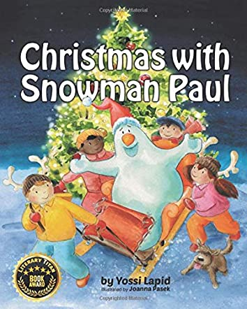 Christmas with Snowman Paul