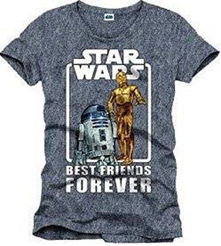 Star Wars T-shirt Best Friends Forever in maat XXL