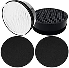 2 Set LV-H132 Air Purifier Replacement Filter, True HEPA Filter, LV-H132-RF, Compatible with Levoit LV-H132 Air Purifier