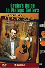 Gruhn Vintage Guitar Pack: Includes Gruhn's Guide to Vintage Guitars book and How to Buy a Vintage Guitar DVD