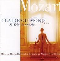 Quartets for Flute Violin Viola & Cello by W.A. MOZART (2008-10-28)