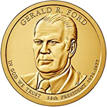 2016 S Proof Gerald R. Ford Presidential Dollar Choice Uncirculated US Mint