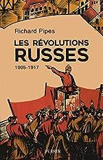 Les révolutions russes de Richard PIPES