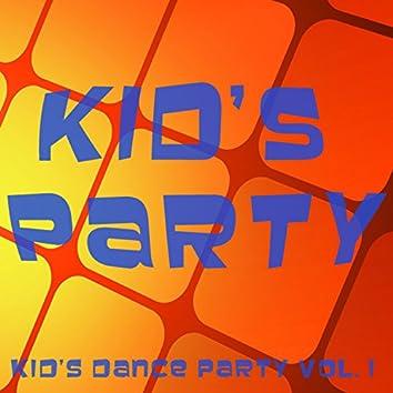 Kid's Dance Party Vol. I