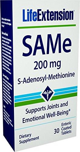 Same 400mg (60 Tablets) Life Extension