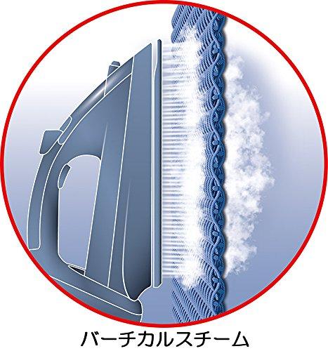 ティファールスチームアイロンコンフォートグライド特殊セラミック2690ブルーコード付きFV2690J0