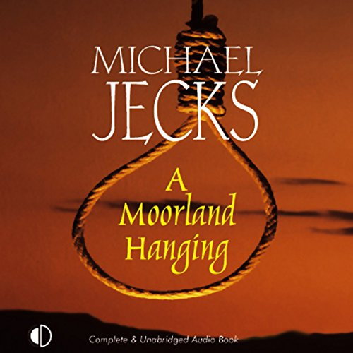 A Moorland Hanging audiobook cover art