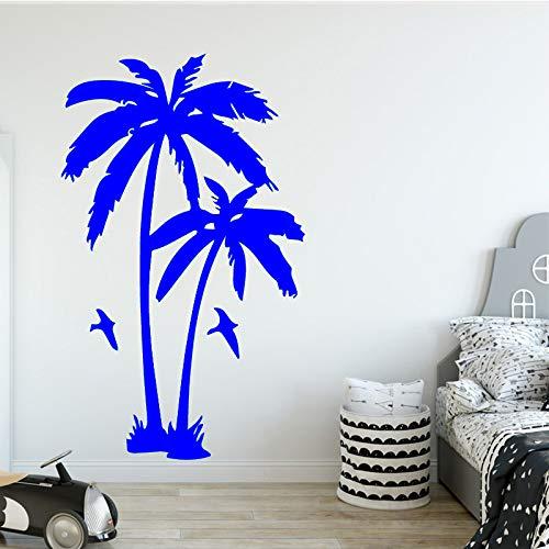 Ajcwhml Pegatina de Pared de Planta de árbol de Coco más vendida ...