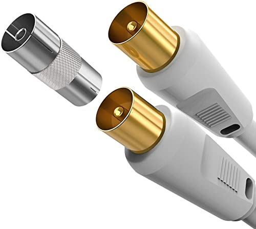 Mejor calificado en Cables de antena y reseñas de producto ...