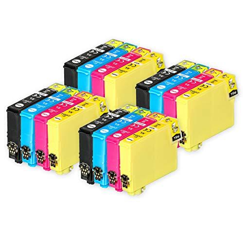 Go Inks Compatible Cartuchos de Tinta para reemplazar 29 & 29XL Serie Non-OEM *Nueva Versi�n* (16 Tintas)