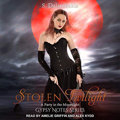 Stolen Twilight Audiobook By S. Dalambakis cover art