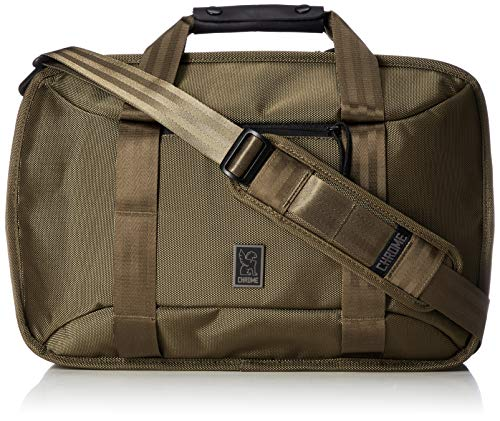 Chrome Industries Vega Brief Laptop Tas 3-weg Draagtas Schoudertas